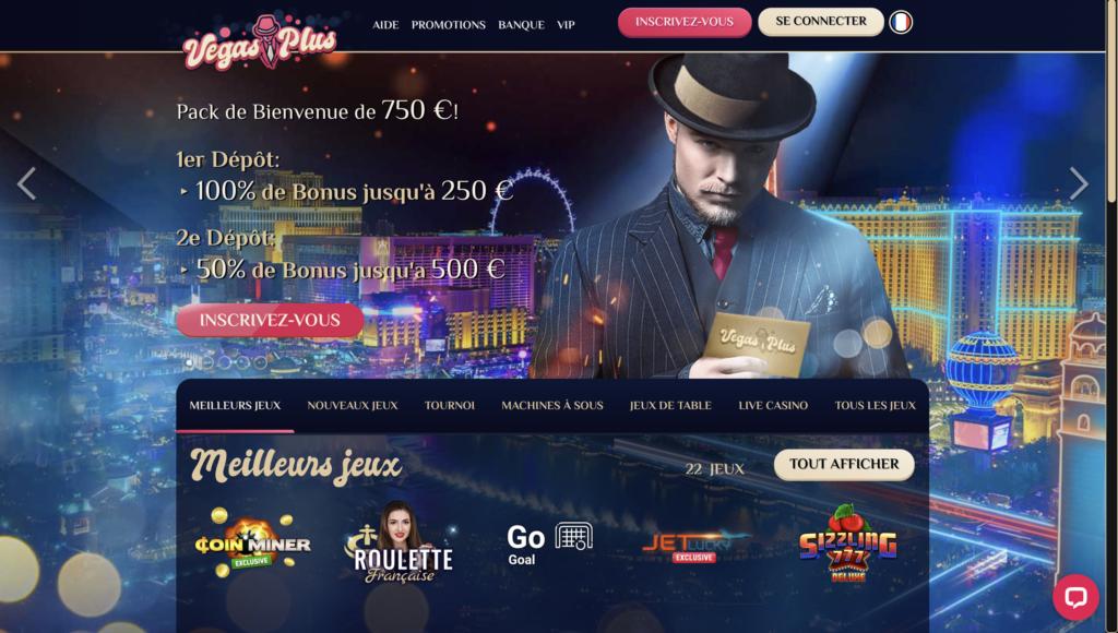 Top casinos en ligne France